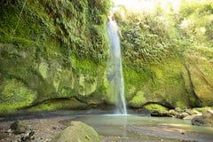 Cachoeira perto de Manado, Sulawesi, Indonésia Fotos de Stock Royalty Free