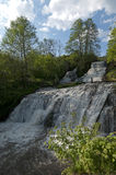 Cachoeira poderosa Fotos de Stock