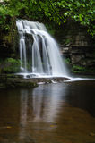 Cachoeira - quedas ocidentais de Burton - de Couldron foto de stock