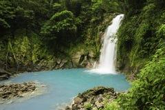 Cachoeira-Rio Celested Foto de Stock