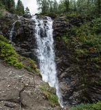 Cachoeira Risiok foto de stock