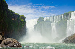 Cachoeira San Marti Fotos de Stock Royalty Free