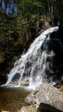 Cachoeira sem tocar Imagens de Stock Royalty Free