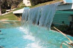 Cachoeira sintética Fotos de Stock Royalty Free