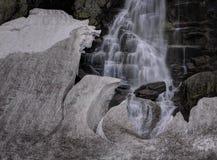 Cachoeira Skok Fotografia de Stock
