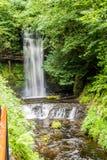 Cachoeira Sligo de Glencaren Imagens de Stock