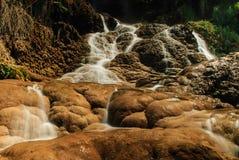 Cachoeira tailandesa Fotos de Stock Royalty Free