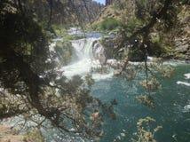 Cachoeira x3 Fotografia de Stock