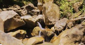 Cachoeiras da cascata Imagem de Stock