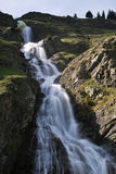 Cachoeiras da montanha Fotos de Stock