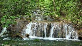 Cachoeiras de Beusnita, condado de Caras-Severin, Anina Mountains, Rom?nia filme