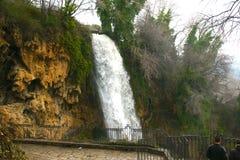 Cachoeiras de Edessa Foto de Stock Royalty Free
