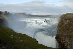 Cachoeiras de Gulfoss Foto de Stock