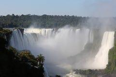 Cachoeiras de Iguassu fotografia de stock