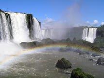 Cachoeiras de Iguazu Imagem de Stock
