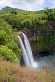 Cachoeiras de Kauai Fotografia de Stock Royalty Free