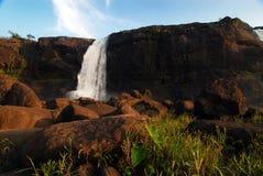 Cachoeiras de Kerala Fotos de Stock Royalty Free