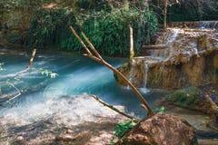 Cachoeiras de Krushuna em Bulgária imagem de stock royalty free