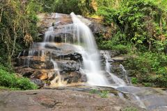 Cachoeiras de Monthathan Foto de Stock