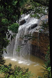 Cachoeiras de Prenn, Dalat, Vietnam fotografia de stock royalty free