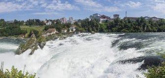 Cachoeiras de Rhin Imagens de Stock Royalty Free