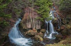 Cachoeiras de Ryuzu Fotografia de Stock