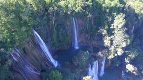 Cachoeiras de Thilosu tailândia Foto de Stock Royalty Free