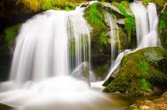 Cachoeiras de Triberger em Blackforest Alemanha imagens de stock