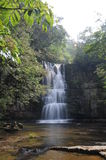 Cachoeiras de XiaoChaoBa Imagens de Stock Royalty Free