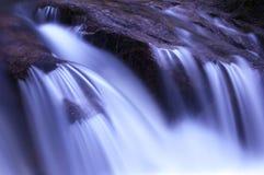 Cachoeiras do jardim fotografia de stock