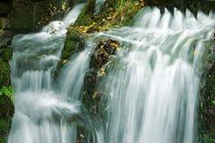 Cachoeiras do outono Imagem de Stock