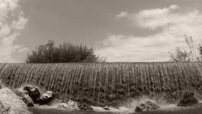 Cachoeiras e céu filme