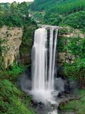 Cachoeiras em África do Sul Fotos de Stock Royalty Free