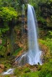 Cachoeiras em arredores de Zlatibor, Serbia ocidental de Gostilje imagens de stock royalty free