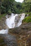 Cachoeiras em Cameron Highlands, Malásia fotos de stock