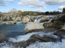 Cachoeiras em France Imagem de Stock Royalty Free