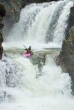 Cachoeiras em Noruega imagens de stock