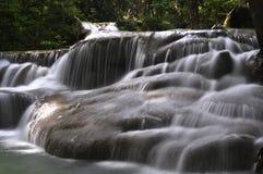 Cachoeiras em Tailândia Fotos de Stock Royalty Free