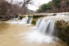 Cachoeiras no cinto verde Foto de Stock Royalty Free