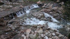 Cachoeiras no vale video estoque
