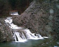 Cachoeiras pequenas Fotografia de Stock