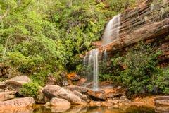 Cachoeirinha (petite cascade) Photographie stock libre de droits