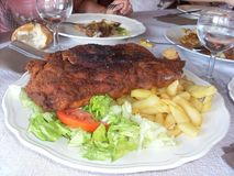 Cachopo stock photos