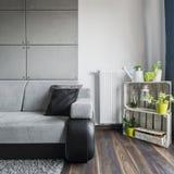Cacifo de madeira renovado Foto de Stock