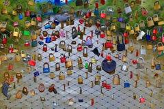 Cacifos do amor, Graz, Áustria Foto de Stock