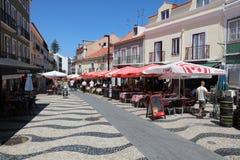 Cacilhas portugal Immagine Stock