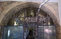Caciocavalli grotta Royaltyfri Bild