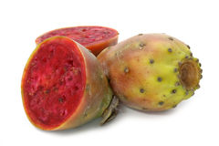 Cactaceous fig Stock Photography
