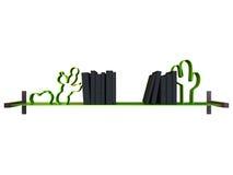 Cacti Shelf Stock Photography