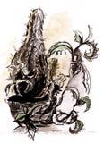 Cacto ilustração do vetor